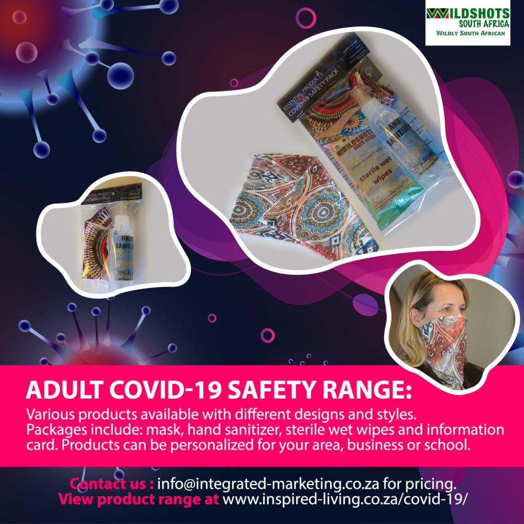 Inspired Living Covid-19 www.inspired-living.co.za